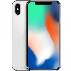 iPhone X 256Гб Серебристый