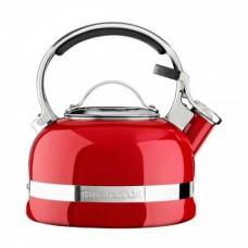 Чайник для плиты КitchenAid 1,9 л. красный