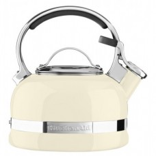 Чайник для плиты КitchenAid 1,9 л. кремовый