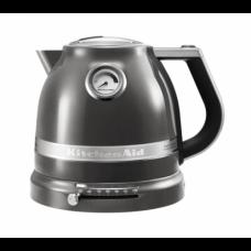 Чайник электрический  КitchenAid ARTISAN 1,5 л. серебряный медальон
