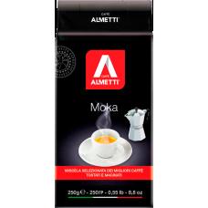 Кофе ALMETTI Moka молотый 250 гр.