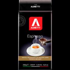 Кофе ALMETTI Espresso молотый 250 гр.