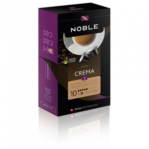 Капсулы Noble Crema (формат Nespresso)