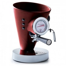 Кофеварка Stadler Form DIVA LEATHER RED